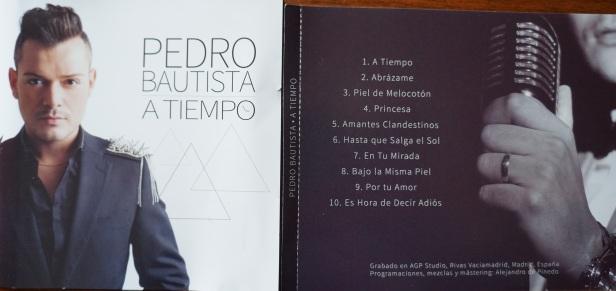 Portada CD Pedro