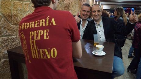 Con Jaime Rubio